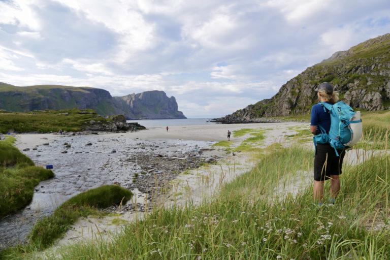 Vandretur på Rolvsøya