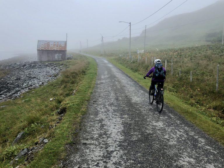 Sykkeltur på Sørøya